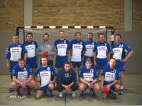 Die 2. Herrenmannschaft von 2005